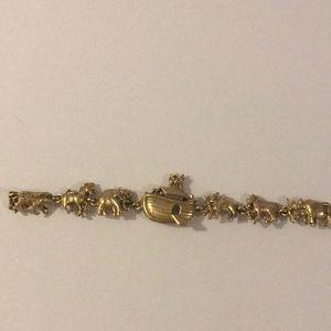 Jewelry - Noah's Arch gold tone fashion jewelry